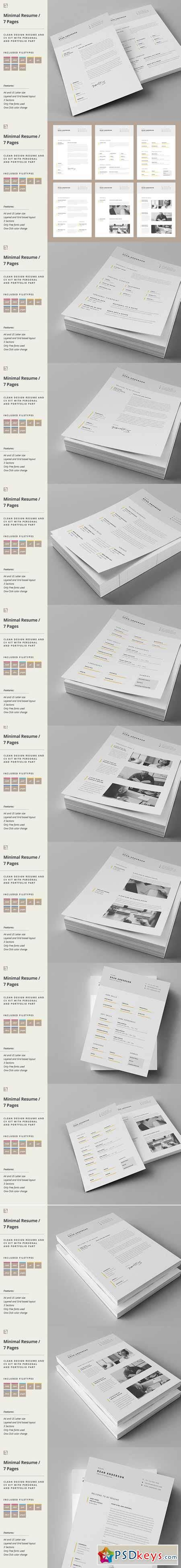 photoshop template letter resume cover letter template 558576 187 free download
