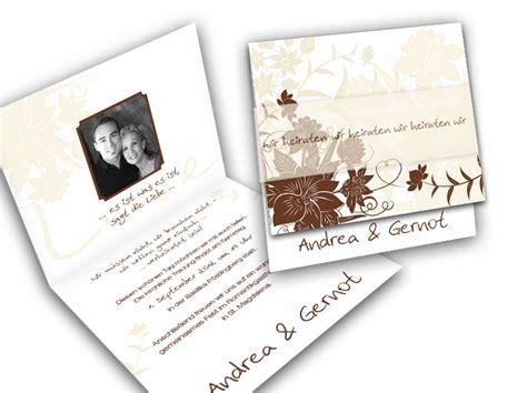 Hochzeitseinladung Muster by Foto Hochzeitseinladungen Vintage Muster Baum Mit