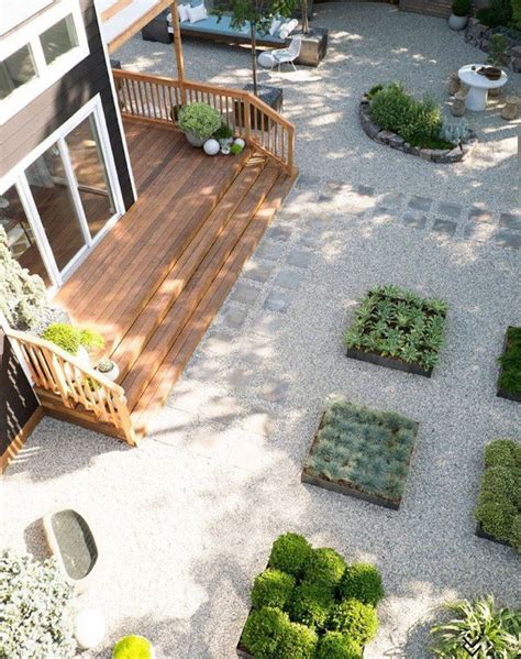 Grassless Backyard Ideas 10 Grassless Yards That Will Make You Re Think A Lawn Beautiful The O Jays And The Grass