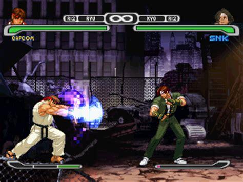Rage Vs Fight Capcom Vs Snk Rage Quitter 87 S Fight Shrine