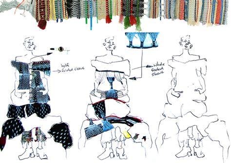fashion design learning textiles ideas london art portfolio