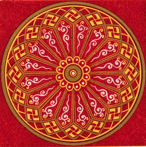 motif to pattern flyer goodness chinese motif patterns