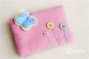 Diy felt coin purse for little girls 187 auckland new zealand