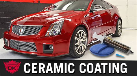 Auto Ceramic Coating Mr Fix9h how to apply a ceramic coating to your car