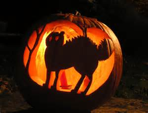 scary pumpkin by themightyquinn on deviantart