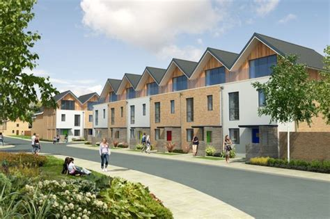 newcastle developers adderstone unveil housing plans