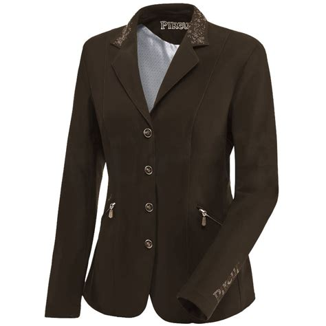 riding jacket for pikeur saphira ladies horse riding dressage competition