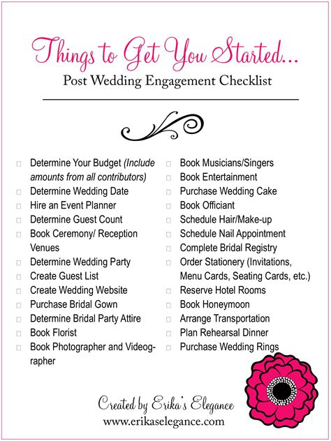 everything to plan a wedding wonderful things to do when planning a wedding wedding
