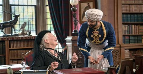 film queen victoria and indian servant victoria and abdul film review the ali fazal starrer is