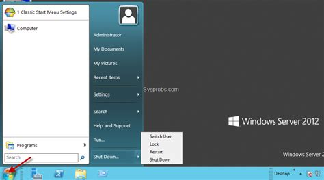 download themes for windows server 2012 how to get start button and start menu in windows 2012
