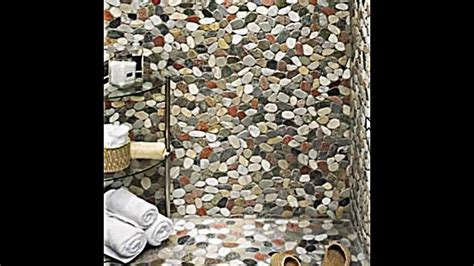 fliese zusammenkleben 17 ideen wie sie flusssteine als dekoration im interieur