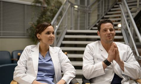Kate And Owen Dunzo by Grey S Anatomy Recap Two Proposals A Breakup And A