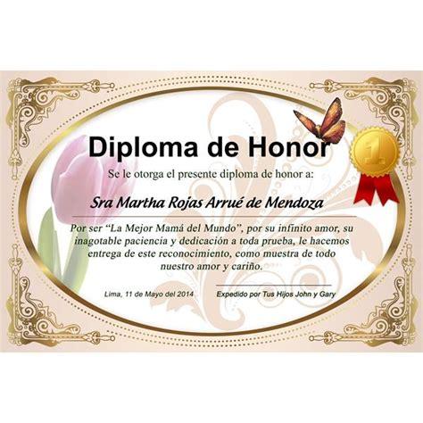 diplomas cristianos dia de la madre para imprimir diplomas para mama imagui