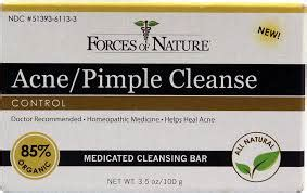 Acne Detox Soap by Bar Soap Acne Pimple Cleanse 3 5 Oz 9 95ea From Forces