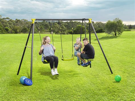 swing sets bunnings swing slide climb bunnings warehouse