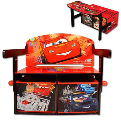 Disney Cars Kinder Tisch Stuhl Kindertisch Bank Kinderbank