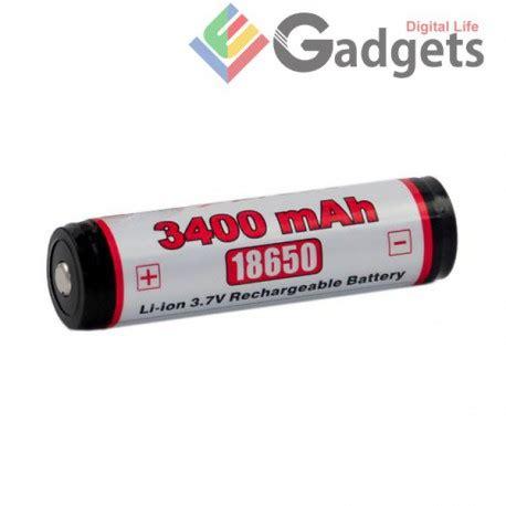 Item Efest 18650 Li Ion Unprotected Battery 2600mah 37v With Fla le gadgets malaysia efest protected li ion battery 18650 3400mah