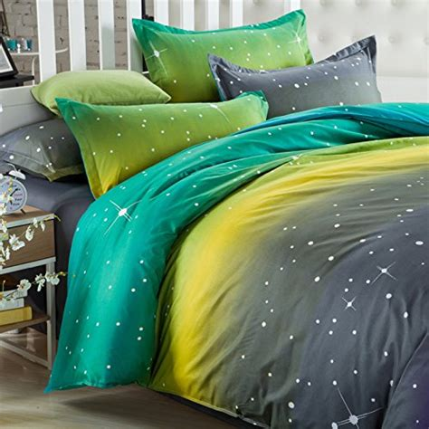 green and yellow comforter sets polka dot comforter ttmall twin full queen size cotton 4