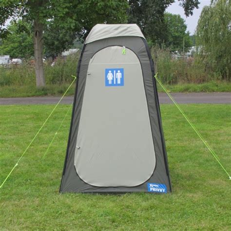 portable bathroom tent kampa privvy portable toilet shower tent camp camping