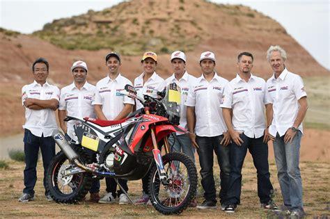 Motorrad In Chile Mieten by Die Fahrer F 252 R Die Dakar 2015 Auf Der Honda Crf 450 Rally