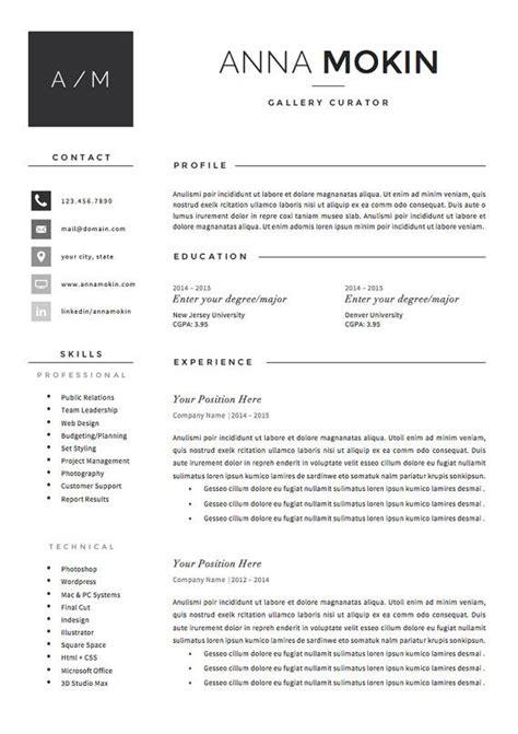 Lebenslauf Vorlagen Berufsberatung Die Besten 25 Hacer Curriculum Ideen Auf