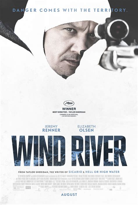 film 2017 river wind river 2017 poster 1 trailer addict