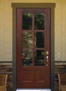 exterior wood doors with glass panels exterior wooden doors with glass panels interior