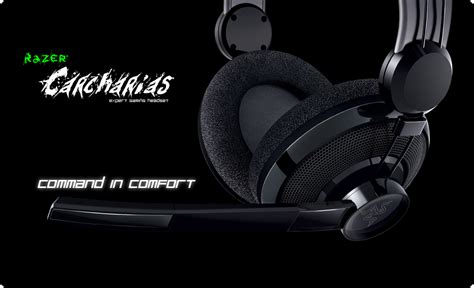 Headphone Razer Carcharias razer carcharias gaming headset expert gaming headset for xbox 360 pc razer australia
