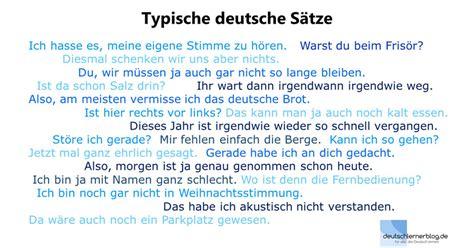 saetze reichen fuer ein ganzes leben deutsch lernen