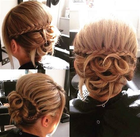 Braided Hairstyles For Medium Thin Hair by 18 Best Ideas Of Wedding Hairstyles For With Thin