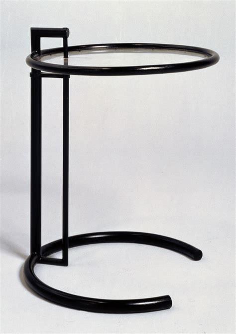 eileen gray table eileen gray iconic furniture and design homedesignboard