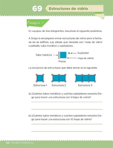libro de matematicas 2015 y 2016 pag 125 con respuestas paco el chato libro contestado de matematicas 6 grado pag 129 4 bloque