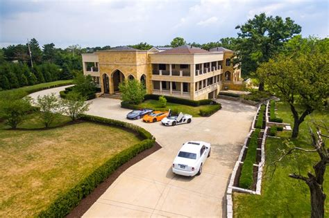 luxury homes for sale in burr ridge il the palace royale 6501 south county line road burr
