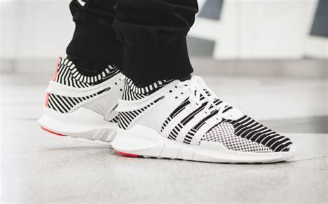 Adidas Eqt Adv 91 16 Solar Zebra pusha t adidas eqt boost king push greyscale