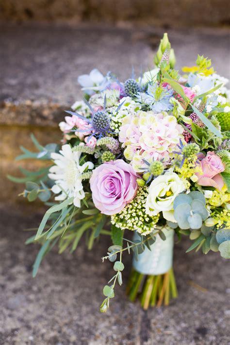 pretty pale blue fresh summer wedding whimsical weddings