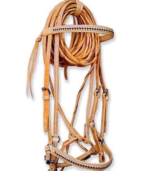 Handmade Bridles - handmade trail or show bridle for paso finos in 8 colors