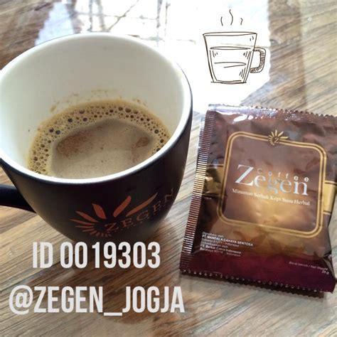 Zegen Coffee product stockist zegen