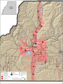 durango protection district s map