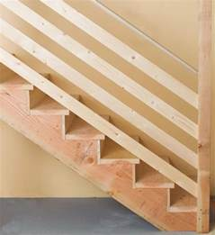 treppe selber bauen holz holztreppe selber bauen einfache anleitung und tipps