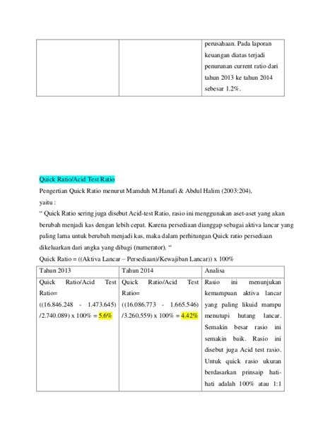 Analisis Laporan Keuangan Ed Ke 4 Mamduh M Hanafi Abdul Halim tugas analisis laporan keuangan laporan keuangan pt indocement tungg