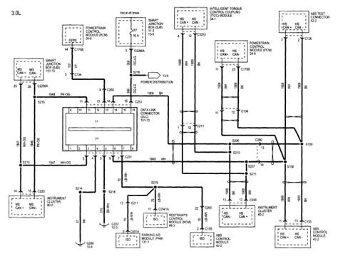 electrical wiring diagrams ford 2005 get free image