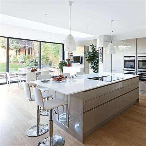 extension kitchen ideas best 25 modern kitchen island ideas on modern