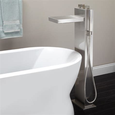 Bathroom Faucets Uk by The Amazing Waterfall Bathroom Faucet Home Furniture And