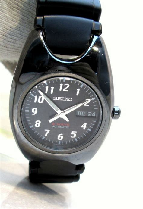 Seiko S Wave seiko s wave special limited edition 668 1998 ex