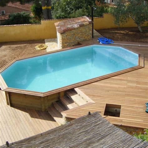 Construire Sa Piscine En Bois 2091 by Construction Et Entretien D Une Piscine En Bois Astuces