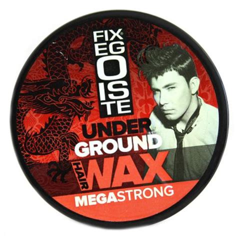 fonex wax matte look fixegoiste matte look hair wax matwax megastrong styling