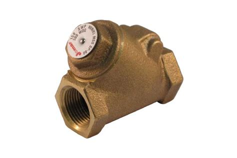 y pattern swing check valve t 511 bronze y pattern swing check valve bbc pump and