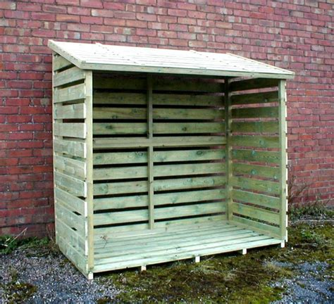 large log store 15 year guarantee