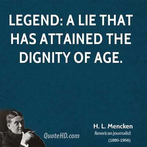 Quote Of The Day Hl Mencken by H L Mencken Quotes Quotesgram
