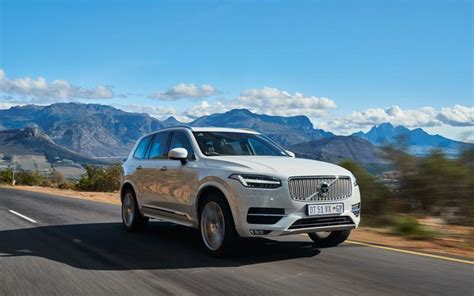 Volvo Xc90 Named 2016 Car Of The Year